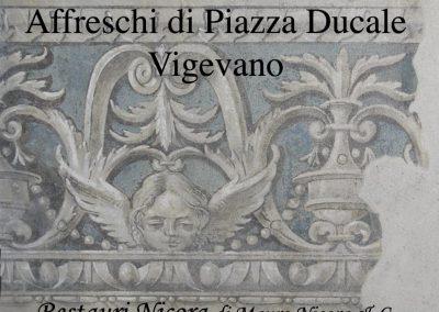 Piazza Ducale Vigevano Interni