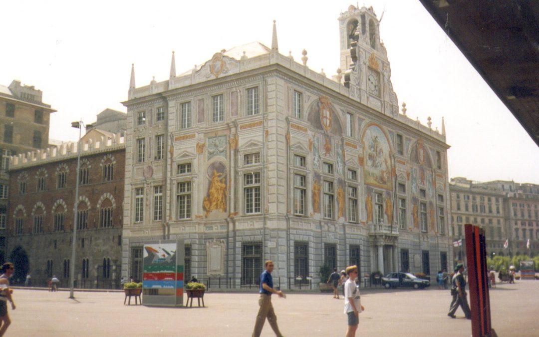 Palazzo San Giorgio 1