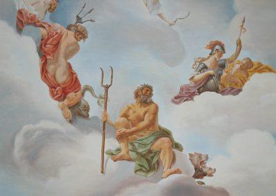 Soffitto mitologico 1